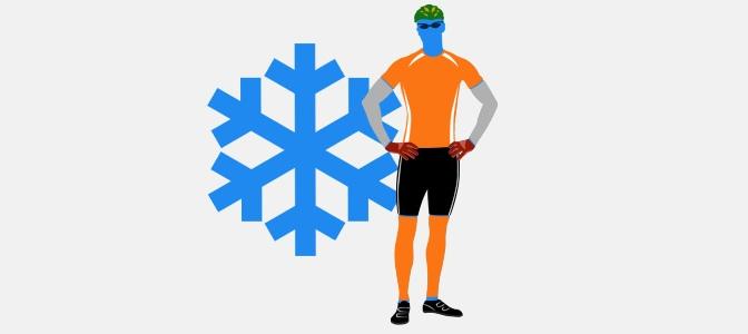 Como se proteger para pedalar no Frio