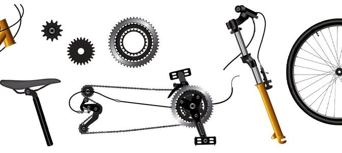 Você conhece as partes da sua bicicleta?