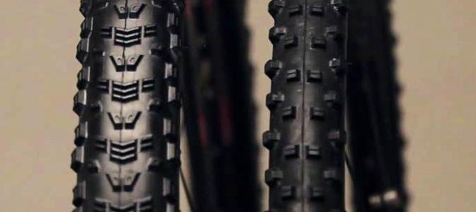 Pneu traseiro mais estreito que o dianteiro na Mountain Bike?