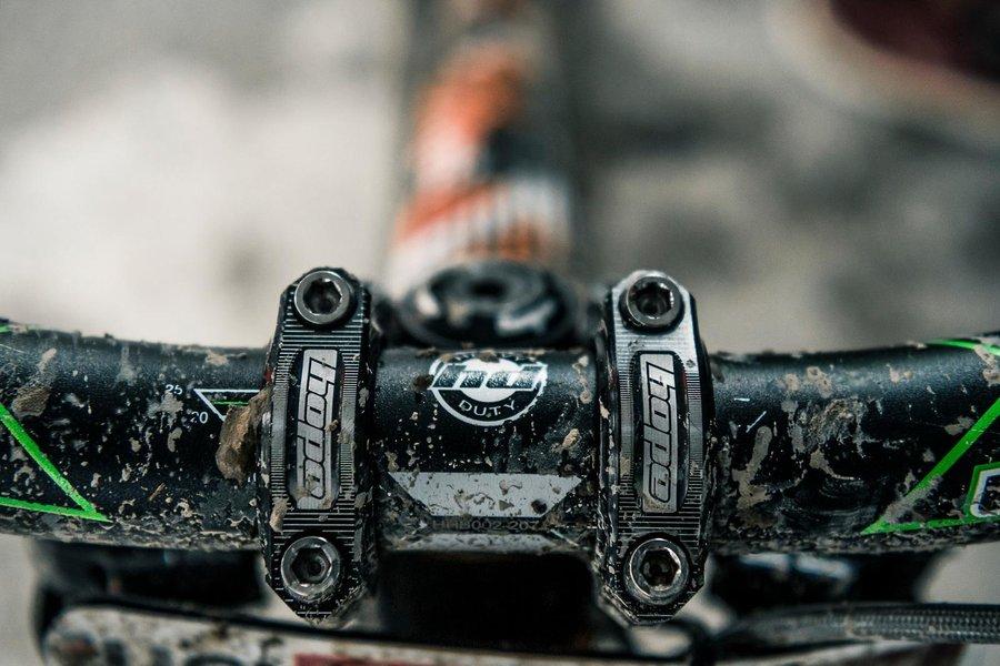 Bartek Woliński - Red Bull Content Pool - limpeza bike 4