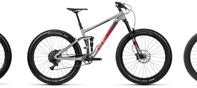 Você sabe o que é uma Mountain Bike 27.5+?