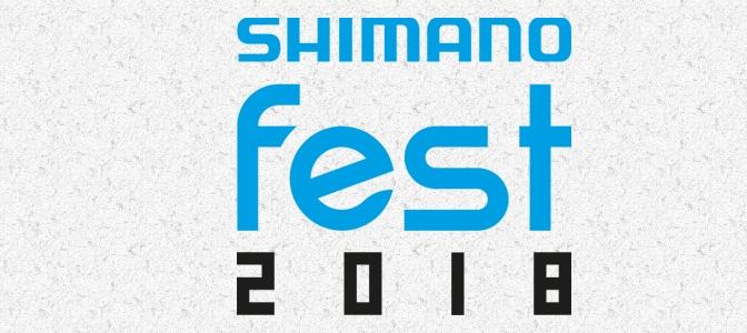 Shimano Fest 2018: Atrações gratuitas para todas as idades