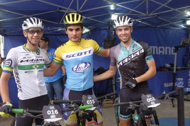 Mario Couto, Luiz Cocuzzi e Guilherme Muller (Fernando Siqueira - FS Fotografia)