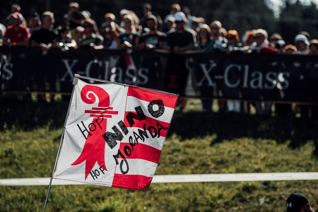 xco-world-championships-2018-flag© BARTEK WOLIŃSKI