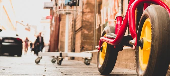 Balance Bike – A forma certa de aprender a andar de bicicleta