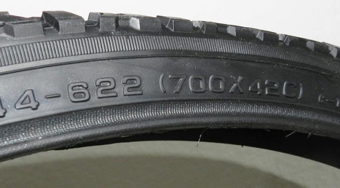 Como entender o tamanho dos pneus de bicicleta