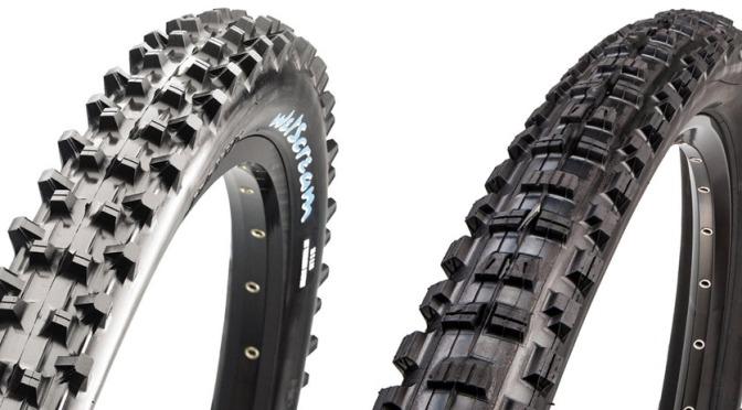 Principais pneus da Maxxis para Downhill!