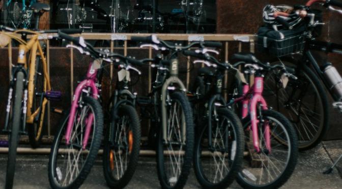 Bicicletas diferentes para cada modalidade?