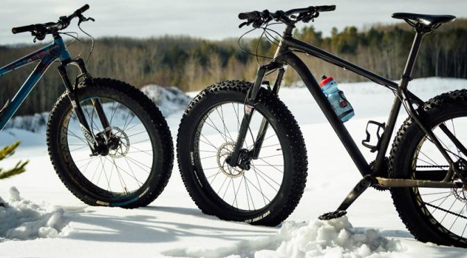 Fat Bike: a bicicleta que encara qualquer terreno