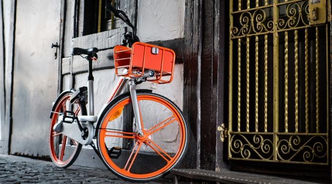 Bagageiro para bike