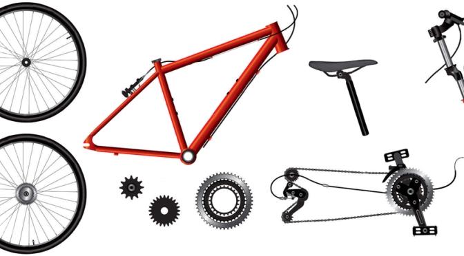 Dicas para montar uma bike personalizada