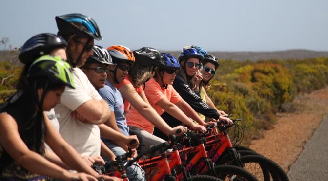 Diferença entre treinar e pedalar!