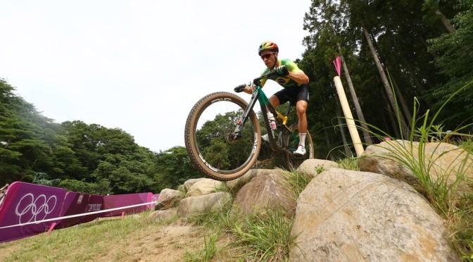 Avancini consegue melhor resultado do Brasil na história do mountain bike das Olimpíadas